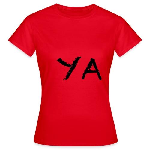 "You Alternative ""YA"" Apparell - Women's T-Shirt"