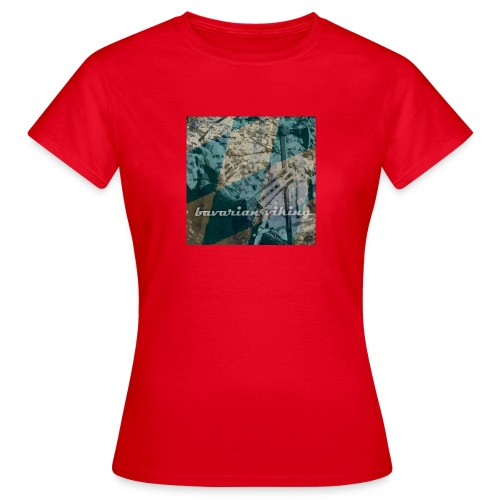 bavarian viking - Frauen T-Shirt