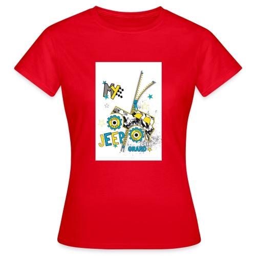 fashioned one - Women's T-Shirt