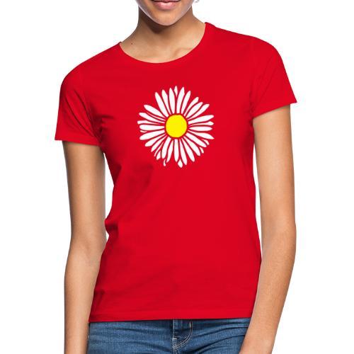 Gänseblümchen zweifarbig - Frauen T-Shirt