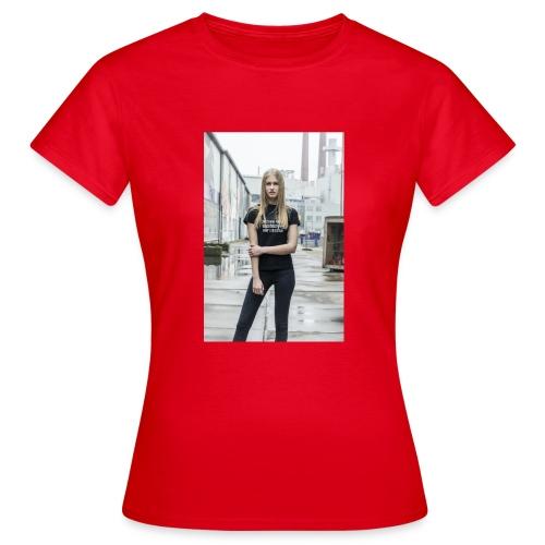 Severe t-shirt women - T-shirt Femme