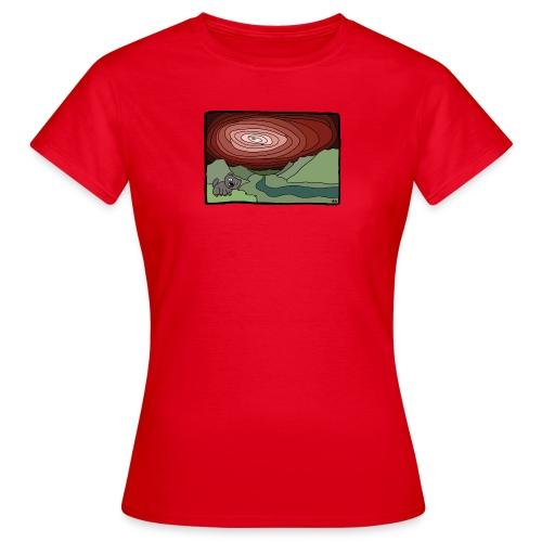 Kleiner Bär, The little Bear - Frauen T-Shirt