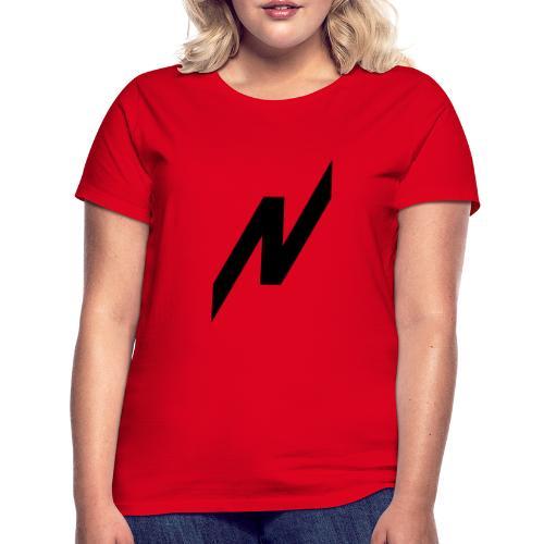 Nikyrez Black Symbol - Maglietta da donna