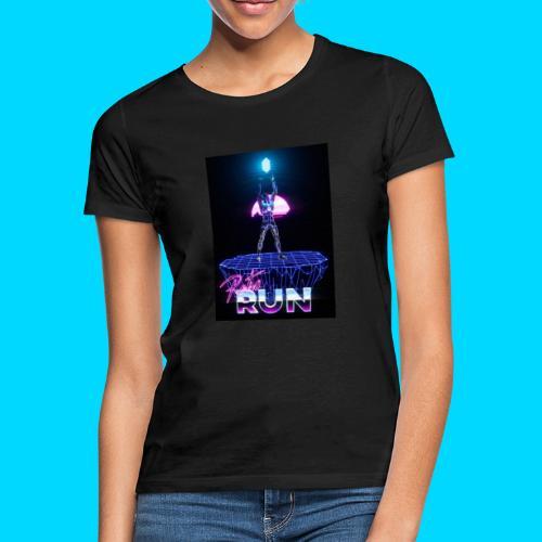 Retro Run merch #2 - Women's T-Shirt