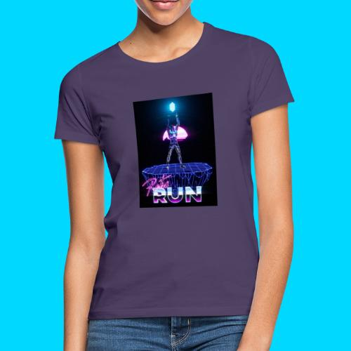 Retro Run merch #2 - Women's T-Shirt