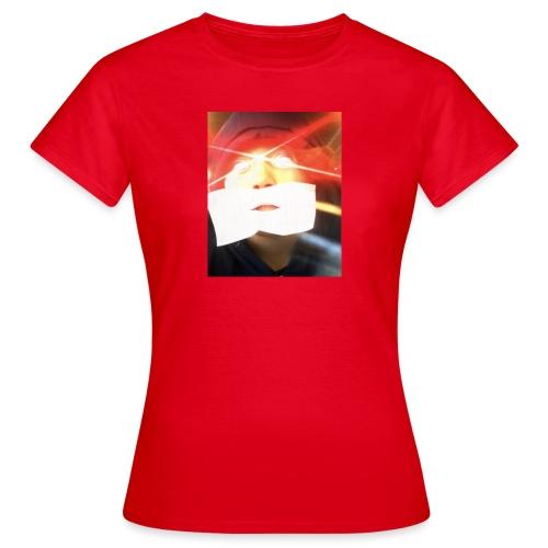 Rage Gabbe Logo - T-shirt dam