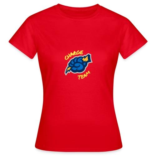 CHARGE TEAM LOGO - Maglietta da donna
