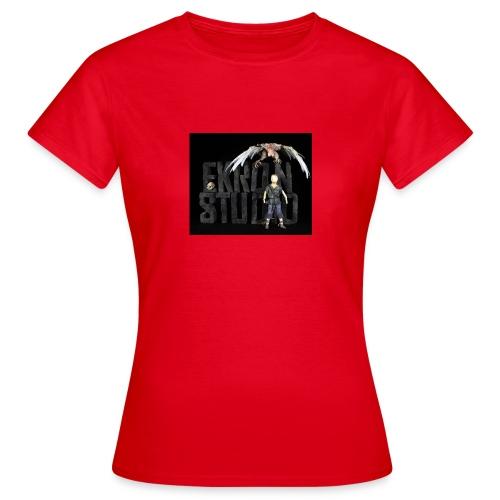 ekron studio - T-shirt dam