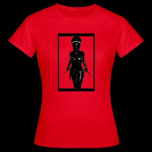 Dead Skin Mask - T-shirt Femme