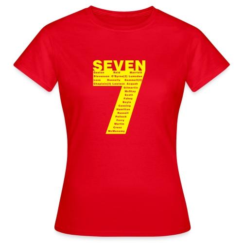 seven - Women's T-Shirt