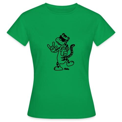 Partytiger - Frauen T-Shirt