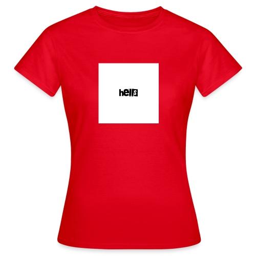 Nice stile - Koszulka damska
