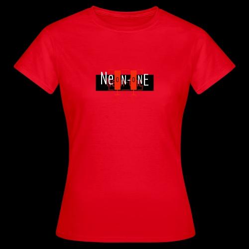 Neon-One - T-shirt Femme