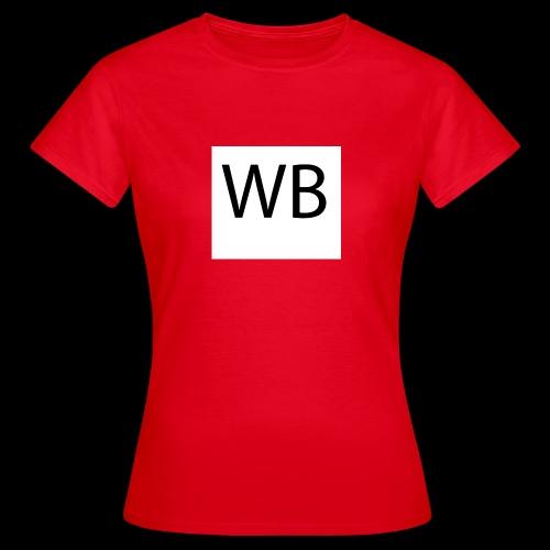 WB Logo - Frauen T-Shirt