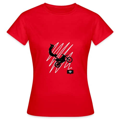 Biker Dress - Maglietta da donna