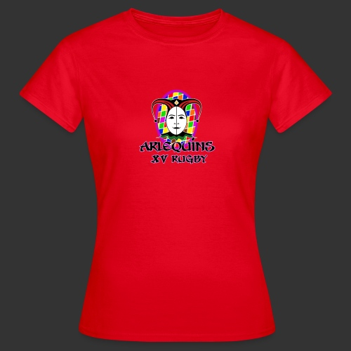 Arlequins Beauvais - T-shirt Femme