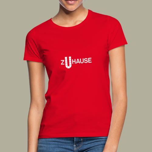 Zuhause in Dortmund - Frauen T-Shirt