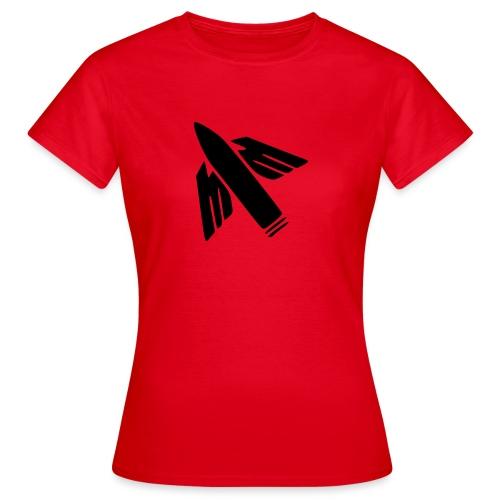 Ilmatorjuntamies - Naisten t-paita