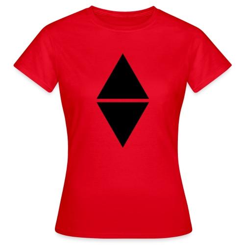 Logo Symbol - T-shirt dam