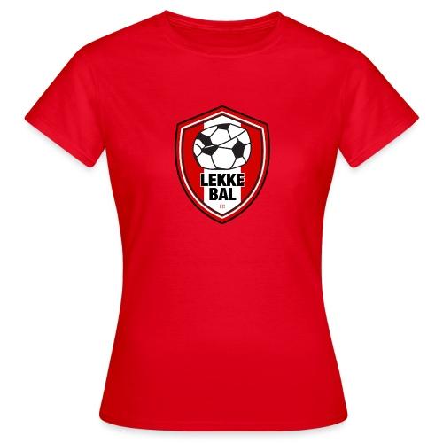 Lekke Bal FC - Vrouwen T-shirt