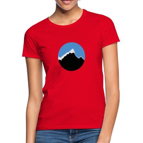 FjellTid - T-skjorte for kvinner
