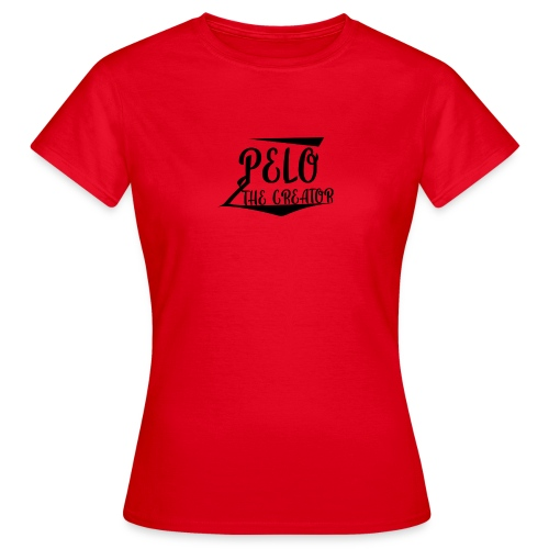 PeloTheCreator - Women's T-Shirt