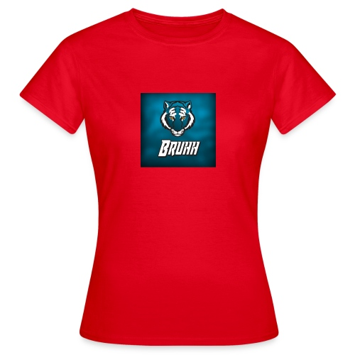 Bruhh12 - T-skjorte for kvinner