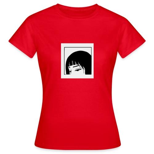 Sad but happy - Frauen T-Shirt