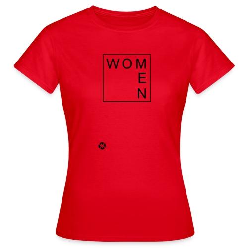 woMen - T-shirt Femme