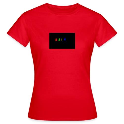 Gaiz - Maglietta da donna