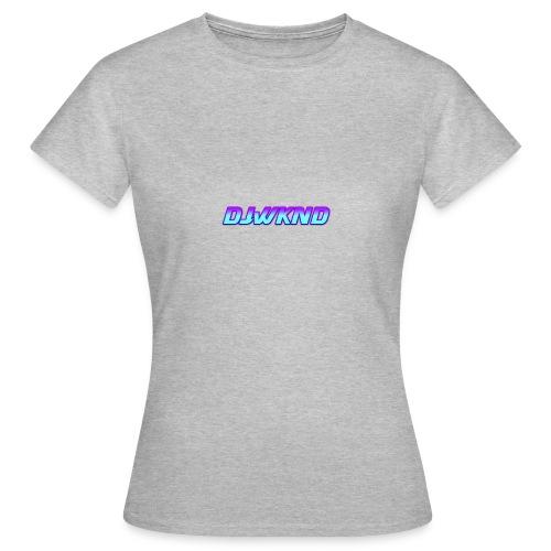 djwknd - Naisten t-paita