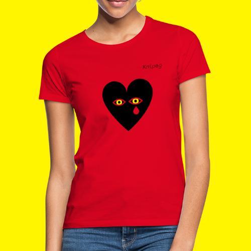 Can't u feel the pain - Vrouwen T-shirt