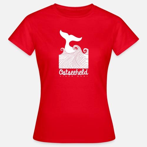 Ostseeheld - Frauen T-Shirt