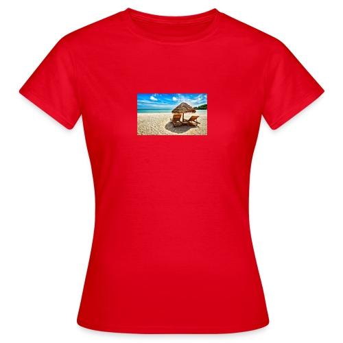Urlaub - Frauen T-Shirt