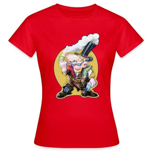 El ingeniero - Camiseta mujer