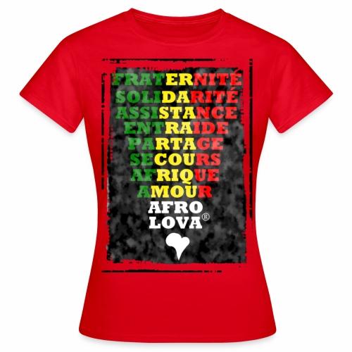 espoir - T-shirt Femme