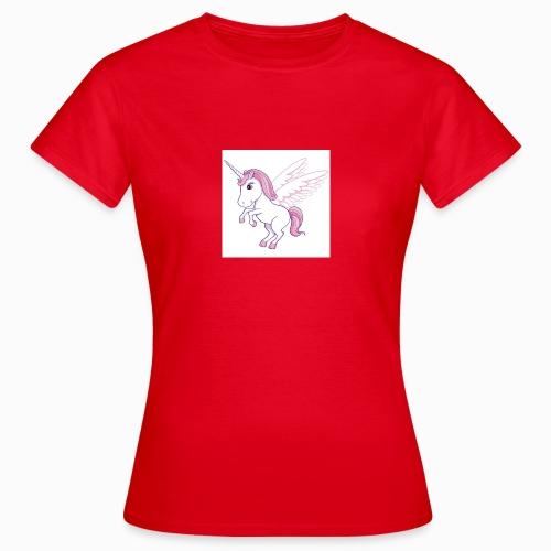 Petite licorne rose super mignonne!! - T-shirt Femme