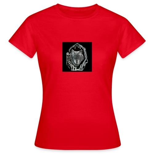 Crystal Wolf - Women's T-Shirt
