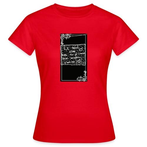 Chalver - T-shirt Femme