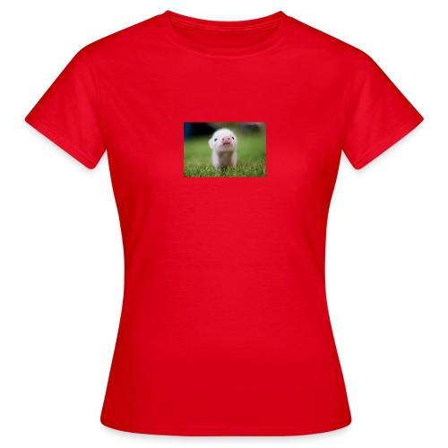 2F0AA1E3 DA7E 4EE9 A28D B7D644B1803C - T-skjorte for kvinner