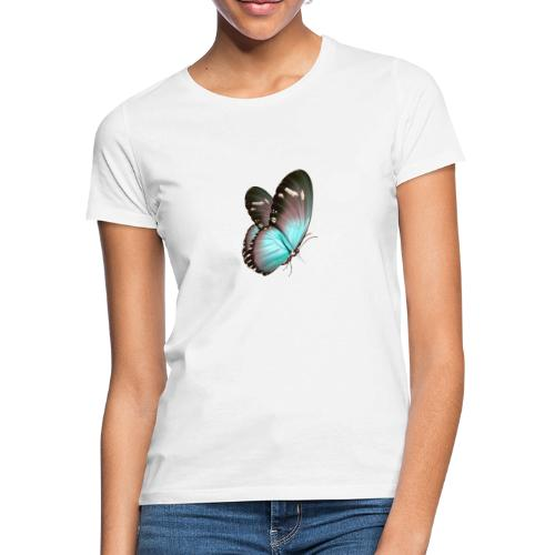 Schmetterling T-Shirts Blusen und mehr - Frauen T-Shirt