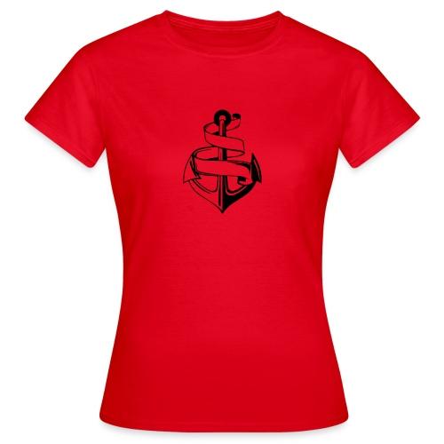 Ankare. - T-shirt dam
