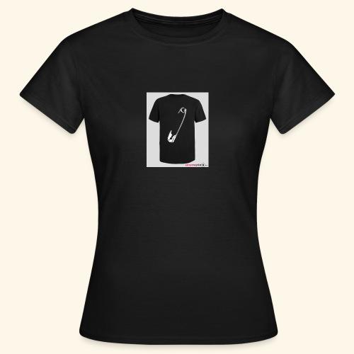 Camiseta Imperdible de roger - Camiseta mujer