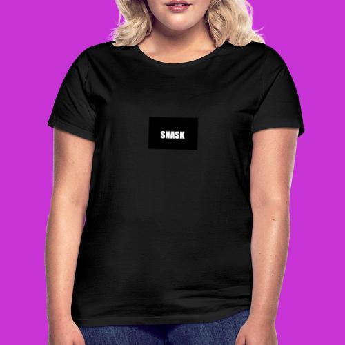 SNASK - T-shirt dam