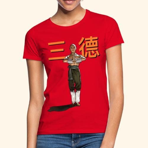 Gordon Liu - San Te - Monk ( Official) 9 dots - Vrouwen T-shirt