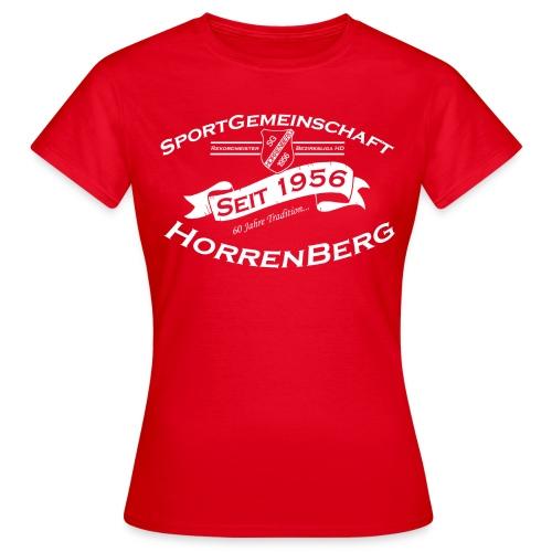 60 Jahre SGH - Frauen T-Shirt