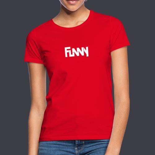 Funny - Maglietta da donna