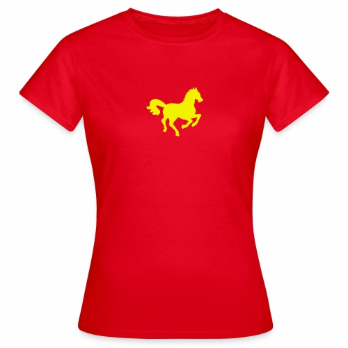 Petit cheval Hippocamp - T-shirt Femme