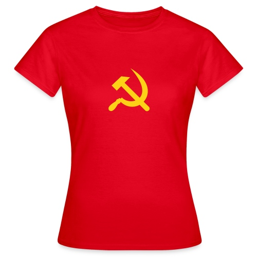 Soviet Union - Vrouwen T-shirt