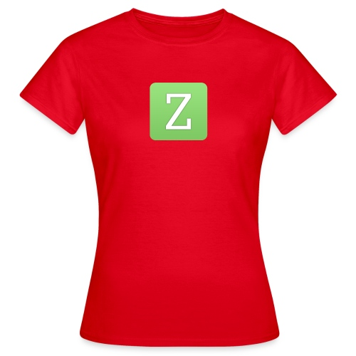 New Zarp Update : Zarp Merch - Women's T-Shirt